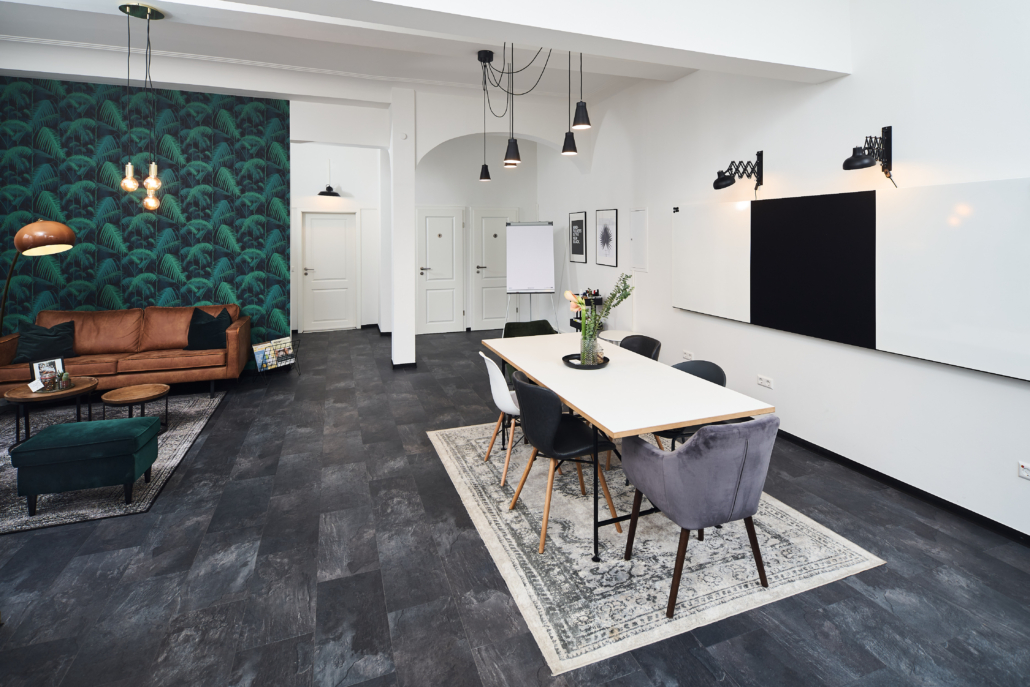 DAS ZOLLERN-Meetingraum in Ludwigsburg